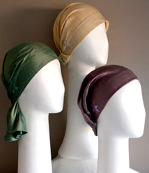 Turbans and Headscarves